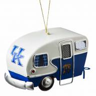 Kentucky Wildcats Team Camper Ornament
