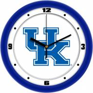 Kentucky Wildcats Traditional Wall Clock