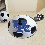 "Kentucky Wildcats ""UK"" Soccer Ball Mat"