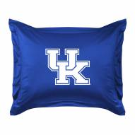 Kentucky Wildcats NCAA Jersey Pillow Sham