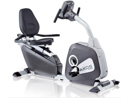 Kettler Axos Recumbent Exercise Bike