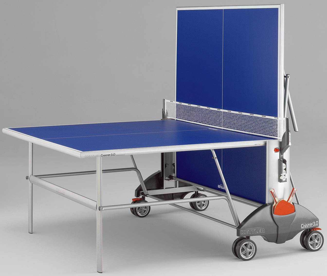 kettler champ 3 0 outdoor ping pong table. Black Bedroom Furniture Sets. Home Design Ideas