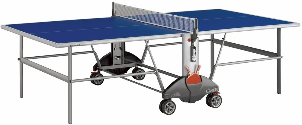 Kettler Champ 3 0 Outdoor Ping Pong Table