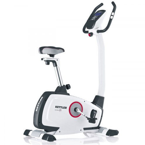 Kettler Giro P Exercise Bike with Floor Mat