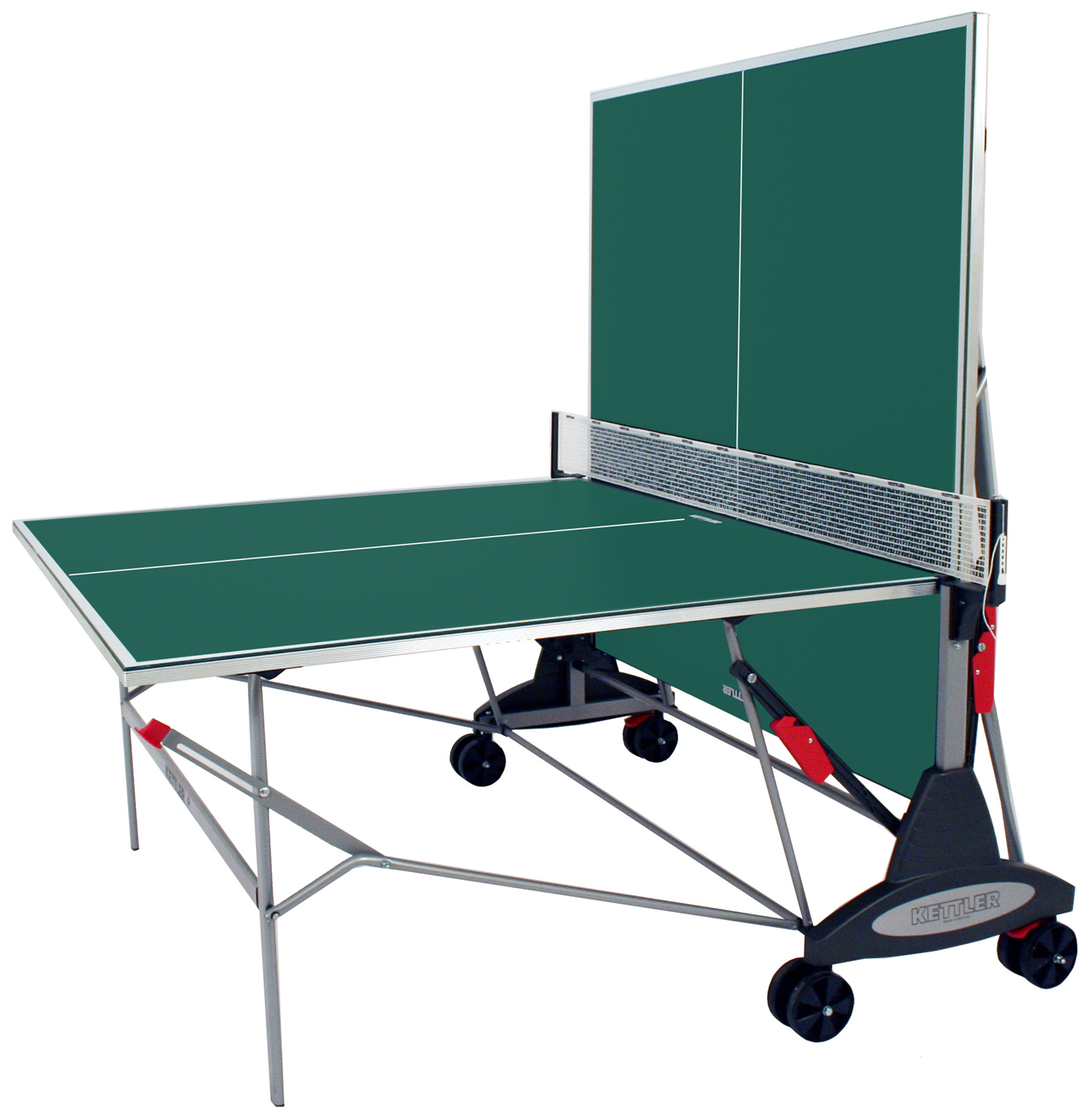Kettler stockholm gt indoor ping pong table for Table kettler