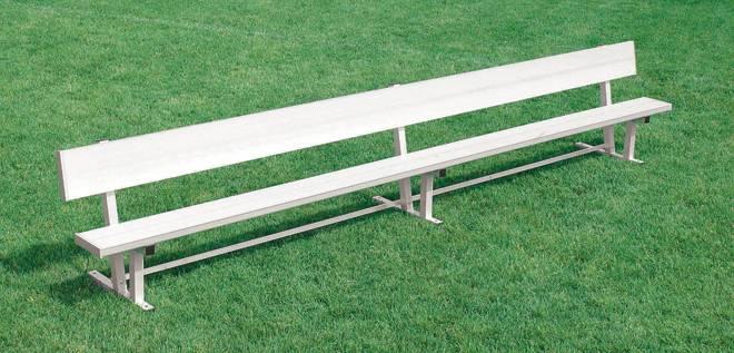 Kwik Goal 15 39 Bench With Back