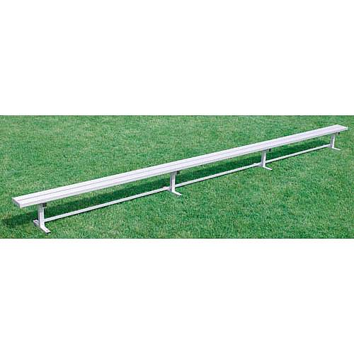 Kwik Goal Aluminum Bench 21