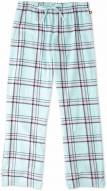 Life is Good Women's Cool Mint Plaid Sleep Pants