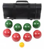 lion sports best 107 mm tournament resin bocce set in tube case - Bocce Set