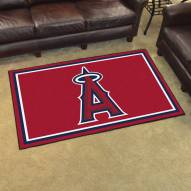 Los Angeles Angels 4' x 6' Area Rug
