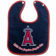 Los Angeles Angels All Pro Little Fan Baby Bib