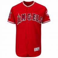 Los Angeles Angels Authentic Scarlet Alternate Baseball Jersey