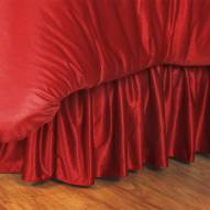 Los Angeles Angels Bed Skirt