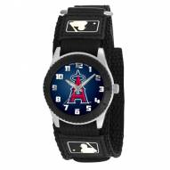Los Angeles Angels Black Rookie Kids Watch