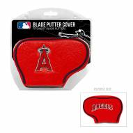 Los Angeles Angels Blade Putter Headcover