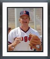 Los Angeles Angels Bobby Grich Posed Framed Photo