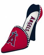 Los Angeles Angels Decorative Shoe Wine Bottle Holder