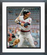 Los Angeles Angels Doug DeCinces Action Framed Photo