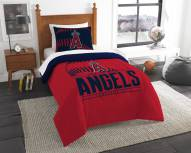 Los Angeles Angels Grand Slam Twin Comforter Set