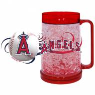 Los Angeles Angels Crystal Freezer Mug