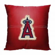 Los Angeles Angels Letterman Pillow