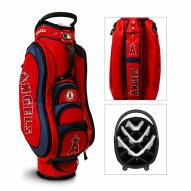 Los Angeles Angels Medalist Cart Golf Bag