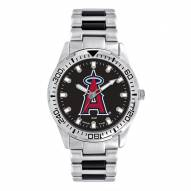 Los Angeles Angels Men's Heavy Hitter Watch