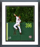 Los Angeles Angels Mike Trout 2015 Action Framed Photo