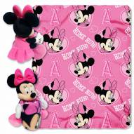 Los Angeles Angels Minnie Mouse Throw Blanket