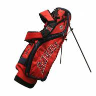 Los Angeles Angels Nassau Stand Golf Bag