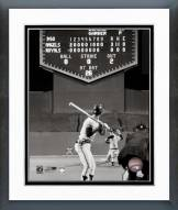Los Angeles Angels Nolan Ryan 1st No Hitter Framed Photo