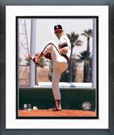 Los Angeles Angels Nolan Ryan Action Framed Photo