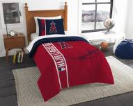 Los Angeles Angels Twin Comforter & Sham Set