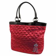 Los Angeles Angels Quilted Tote Bag