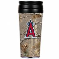 Los Angeles Angels RealTree Camo Coffee Mug Tumbler