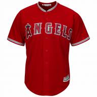 Los Angeles Angels Replica Scarlet Alternate Baseball Jersey
