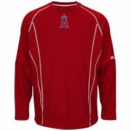 Los Angeles Angels On-Field Practice Pullover