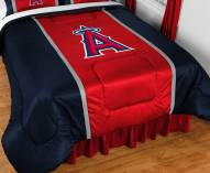 Los Angeles Angels Sidelines Bed Comforter