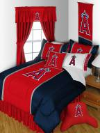 Los Angeles Angels Sidelines Bed Set