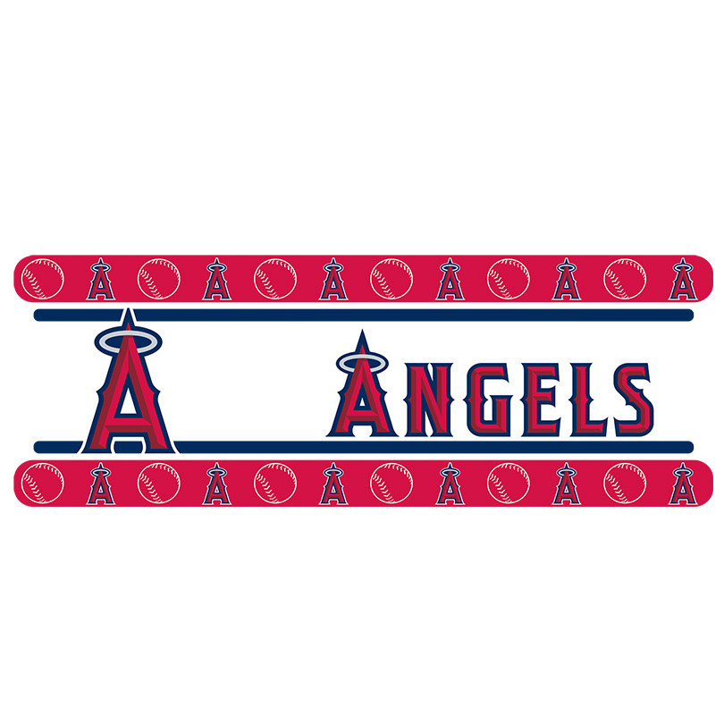Los Angeles Angels Wall Border
