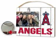 Los Angeles Angels Weathered Logo Photo Frame