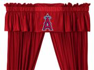Los Angeles Angels Window Valance