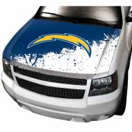 Los Angeles Chargers Car Hood Cover