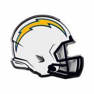 Los Angeles Chargers Helmet Car Emblem