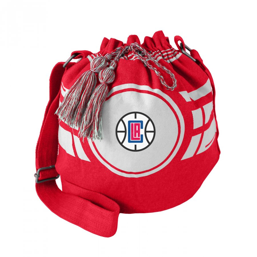 Los Angeles Clippers Ripple Drawstring Bucket Bag