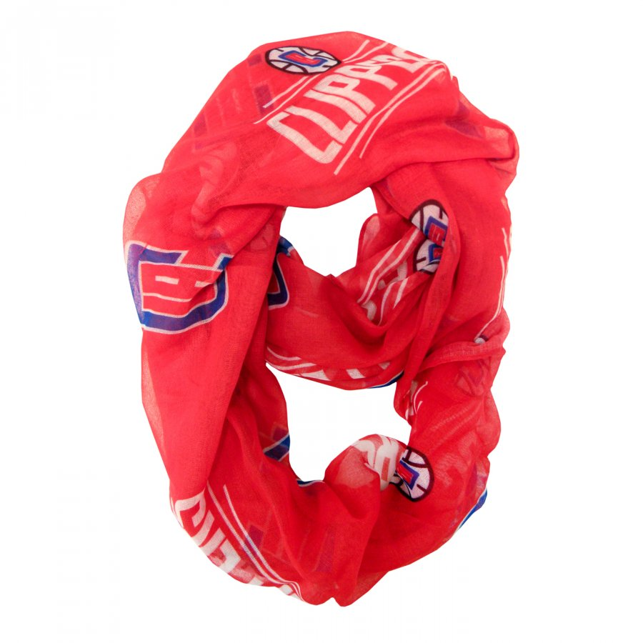 Los Angeles Clippers Sheer Infinity Scarf