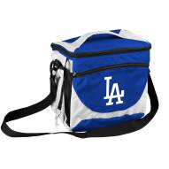 Los Angeles Dodgers 24 Can Cooler