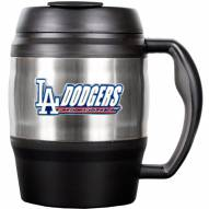 Los Angeles Dodgers 52 Oz. Stainless Steel Macho Travel Mug