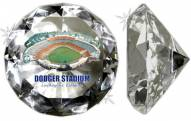 Los Angeles Dodgers Dodger Stadium Crystal Diamond Paperweight
