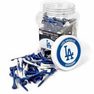 Los Angeles Dodgers 175 Golf Tee Jar